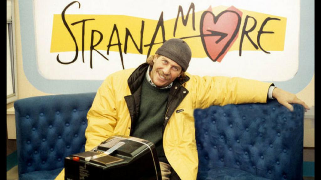 """14 anni fa l'addio al """"Dottor Stranamore"""" Alberto Castagna ..."""