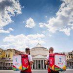Ristorante solidale arriva a Napoli, il primo progetto di food delivery solidale in Italia inaugura la sua quarta tappa e sceglie la città partenopea