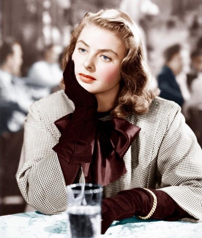 Il 29 agosto del 1982, nel giorno del suo compleanno, si spegneva Ingrid Bergman. Tre volte premio Oscar è considerata al quarto posto tra le più grandi star della storia del cinema - Telecaprinews
