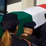 """Funerale del poliziotto Pierluigi Rotta originario di Pozzuoli: Coisp, """"morire uccisi non deve essere assolutamente una condizione del contratto di lavoro del poliziotto!"""""""