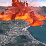"""Campi Flegrei: è cominciata la simulazione """"ExeFlegrei 2019"""" del rischio vulcani. Coinvolti quattro Comuni, impegnata la Protezione Civile e numerosi volontari"""