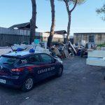 Afragola (Napoli), tre persone denunciate dai carabinieri per sversamento illecito e abbandono di rifiuti