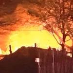 Forte esplosione in una fabbrica a Houston in Texas