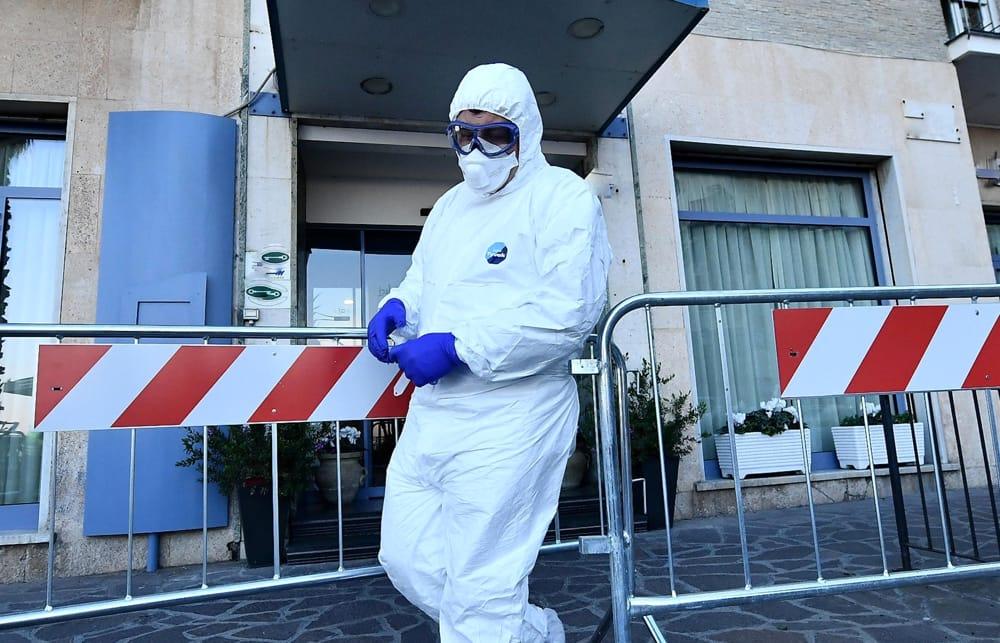 Ancora una vittima del Covid a Torre del Greco (Napoli), è l'80esima da inizio pandemia, un bilancio drammatico quello tracciato dal sindaco della città