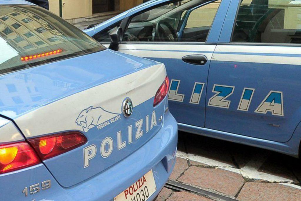 Parcheggiatore abusivo arrestato dalla polizia a Napoli per tentata estorsione ai danni di un commerciante di via Alessandro Poerio
