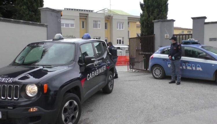 Ariano Irpino (Avellino), sos delle operatrici stremate da giorni di isolamento nella struttura Centro Minerva con 25 pazienti positivi, saranno trasferiti all'ospedale Frangipane