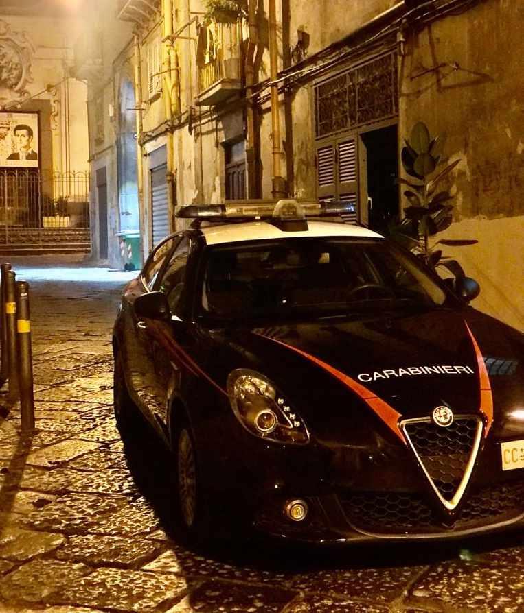 Napoli: proseguono i controlli anti-Covid e lotta al contrasto del gioco clandestino dei carabinieri, sorpresi nove ragazzi in un locale mentre giocavano a biliardo in un centro ricreativo abusivo, trovata anche droga