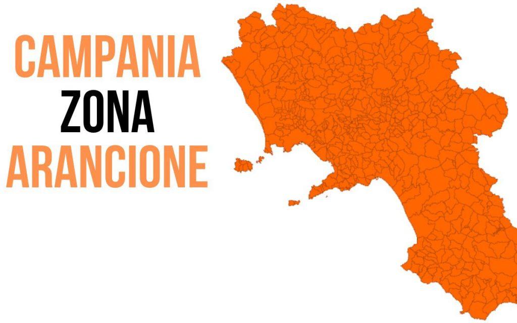 """La Campania resta zona arancione ma De Luca da lunedì chiude tutte le scuole, l'indice Rt è pari a 1.04: """"Rischio moderato con alta probabilità di progressione"""""""