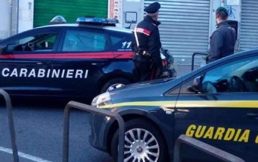 Operazione congiunta di Guardia di Finanza e Carabinieri che hanno smantellato un'organizzazione criminale dedita allo smaltimento di ingenti quantitativi di rifiuti illeciti tra Campania, Puglia e Abruzzo. Tre persone arrestate